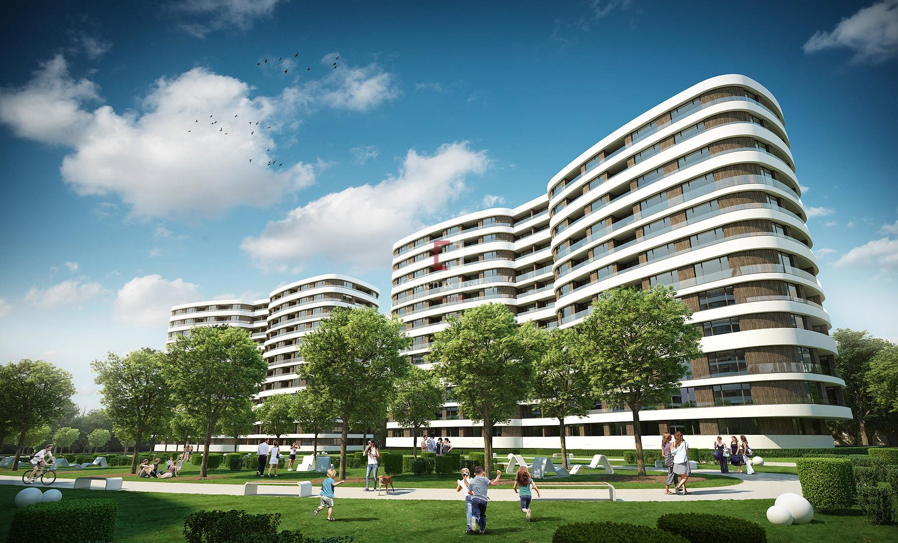 Тhe First and Only Residential Complex Powered by Geothermal Energy in Bulgaria – Varna  South Residence