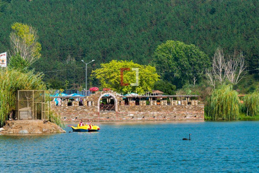 Езеро за спортен риболов