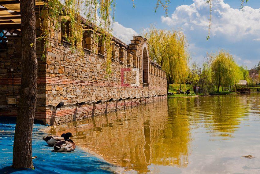 Крепостна стена към Бирария т.3
